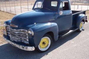 1952 Chevrolet Other Pickups 3100 1/2 t short bed