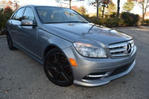 2011 Mercedes-Benz C-Class AWD  AMG PACKAGE-EDITION