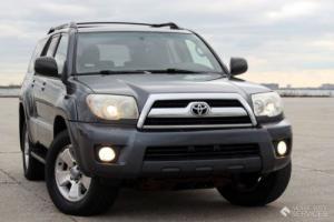 2007 Toyota 4Runner NO RESERVE!!! SR5!!!