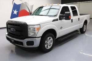 2015 Ford F-250 XL CREW DIESEL 6PASS CRUISE CTRL