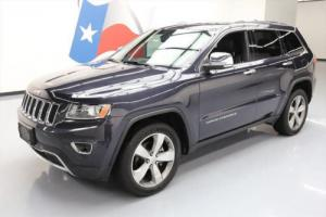2014 Jeep Grand Cherokee LTD HTD SEATS SUNROOF NAV