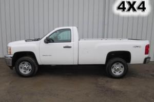 2014 Chevrolet Silverado 2500 3/4 TON Photo