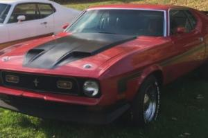 1972 Ford Mustang