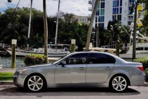 2004 BMW 5-Series 545i 4dr Sedan
