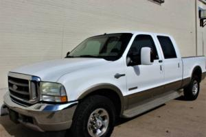 2004 Ford F-350 King Ranch Photo