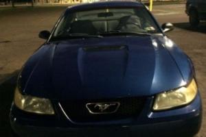 1999 Ford Mustang 35th Anneversary