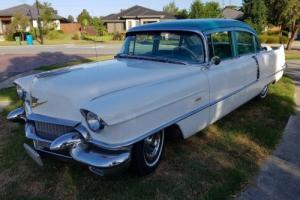 1956 Cadillac Sedan