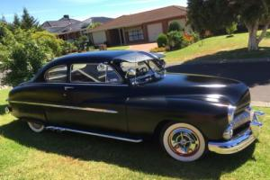 1950 mercury coupe hot rod rat rod