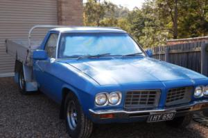 Holden HJ One Tonner  V8 1975