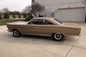 1966 Ford Fairlane XL 500