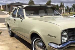 HK Holden Kingswood - HG HT Kingswood Premier Monaro Barn Find Matching Number