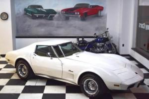 1976 Chevrolet Corvette MECHANICALLY EXCELLENT & NEW INTERIOR