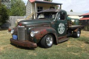 1946 International KB5 Ratrod,Hotrod,Truck,Pickup,Holden One tonner,Chev,Ford