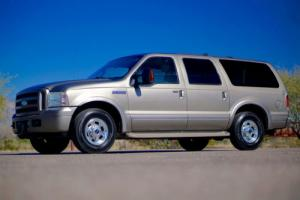 2005 Ford Excursion CERTIFIED BULLETPROOF DEALER