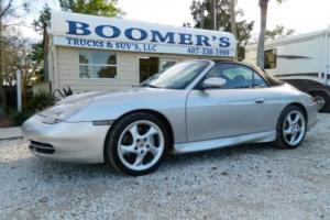 2000 Porsche 911 Carrera Cabriolet