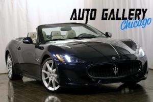 2013 Maserati Gran Turismo MC Sport Line