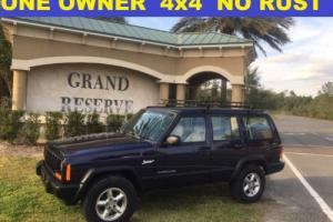 1998 Jeep Cherokee 4WD VERY GOOD CONDITION INSIDE OUT 6CYL 4.0 Engine