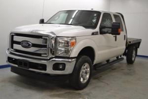 2015 Ford F-350 XLT FLAT BED