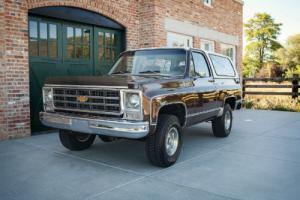 1978 Chevrolet Blazer K10