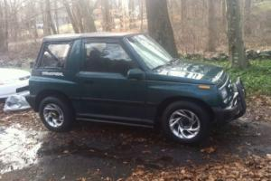 1997 Geo Other 4WD