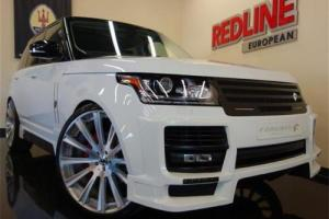 2014 Land Rover Range Rover Supercharged-STARKE EDITION