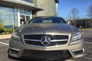 2012 Mercedes-Benz CLS-Class AMG
