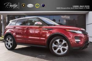 2015 Land Rover Evoque Dynamic