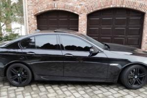 2013 BMW 5-Series 535i xDrive M Sport