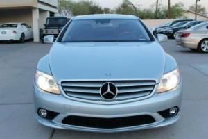 2010 Mercedes-Benz CL-Class 2dr Cpe CL550 4MATIC