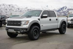 2011 Ford F-150 RAPTOR SVT