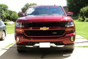 2016 Chevrolet Silverado 1500 Photo