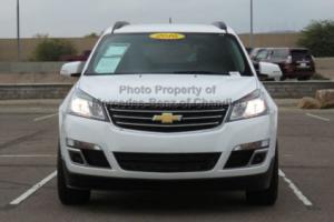 2016 Chevrolet Traverse AWD 4dr LT w/1LT