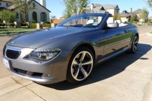 2008 BMW 6-Series Sport