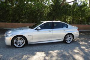2013 BMW 5-Series 5501 xDrive