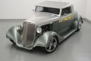 1934 Chevrolet Cabriolet