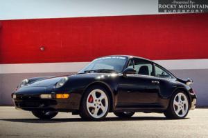 1996 Porsche 911 2dr Carrera Turbo Coupe