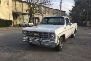 1977 Chevrolet Silverado 1500 Long Wheel Base