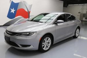 2015 Chrysler 200 Series LIMITED BLUETOOTH REAR CAM ALLOYS