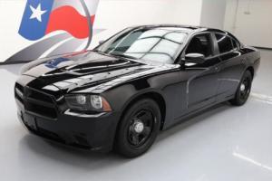 2013 Dodge Charger POLICE 5.7L HEMI BLACK ON BLACK