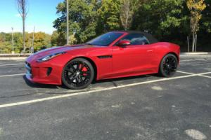 2014 Jaguar F-Type V8 S CONVERTIBLE Photo