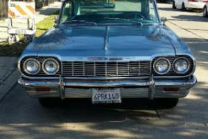 1964 Chevrolet Impala CPE1447 Photo