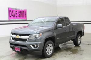 2017 Chevrolet Colorado 4WD Ext Cab 128.3 LT
