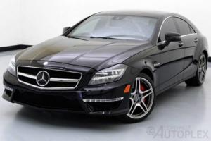 2014 Mercedes-Benz CLS-Class CLS63 AMG S-Model