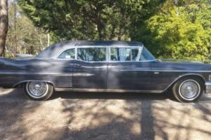 Cadillac 1958 factory Limousine COMPLETELY ORIGINAL Photo