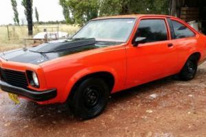 1976 LX Hatchback Torana Project