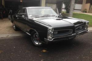 1966 Pontiac GTO Black Relisted 2nd chance *NO RESEVE*