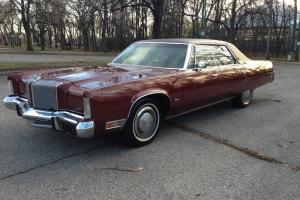 1975 Chrysler Imperial LeBaron Hardtop 4-Door | eBay Photo