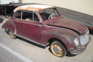 1957 Other Makes DKW