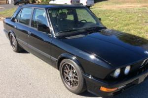 1988 BMW M5 M5 Euro