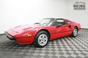 1980 Ferrari 308 RARE. LOW MILES. ORIGINAL. MUST SEE